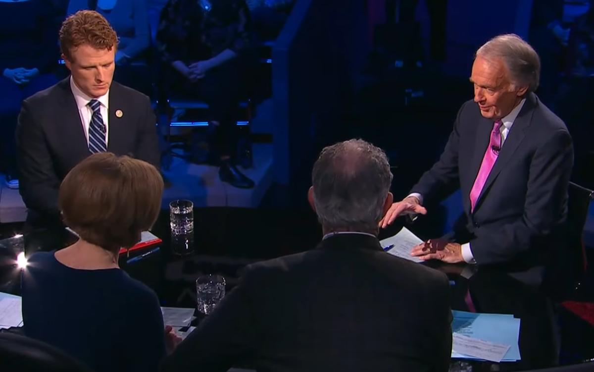 Joe Kennedy debate