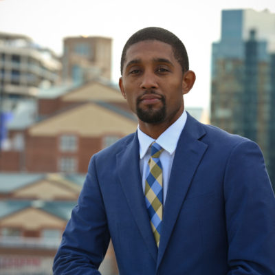 Brandon Scott projected next mayor Baltimore