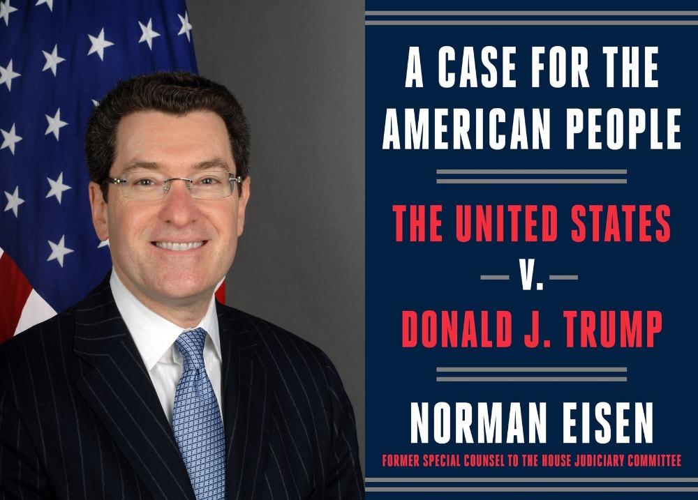 Norm Eisen makes case