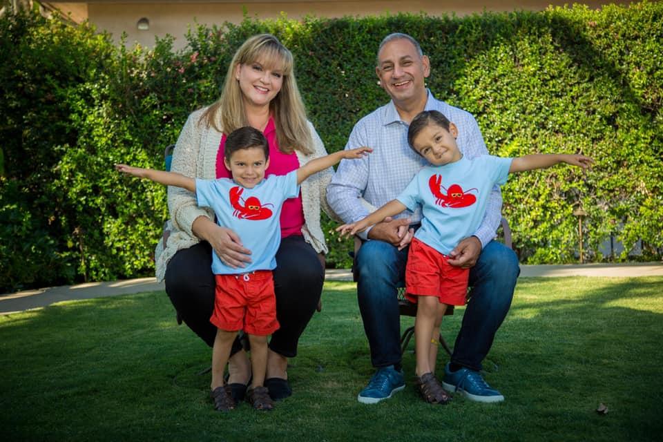 Gil Cisneros family