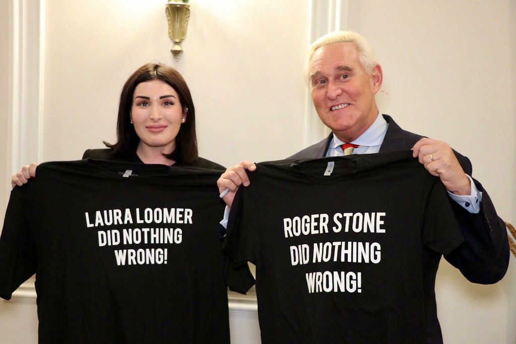 Laura Loomer's latest stunt