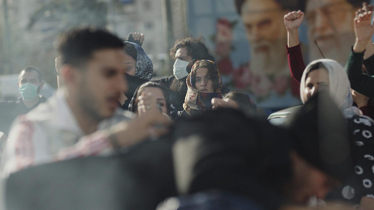 Scene from Tehran Apple TV