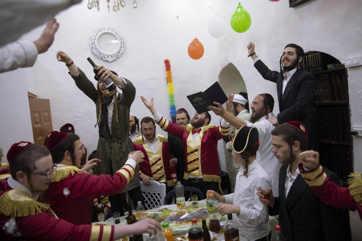Purim Jerusalem 2021