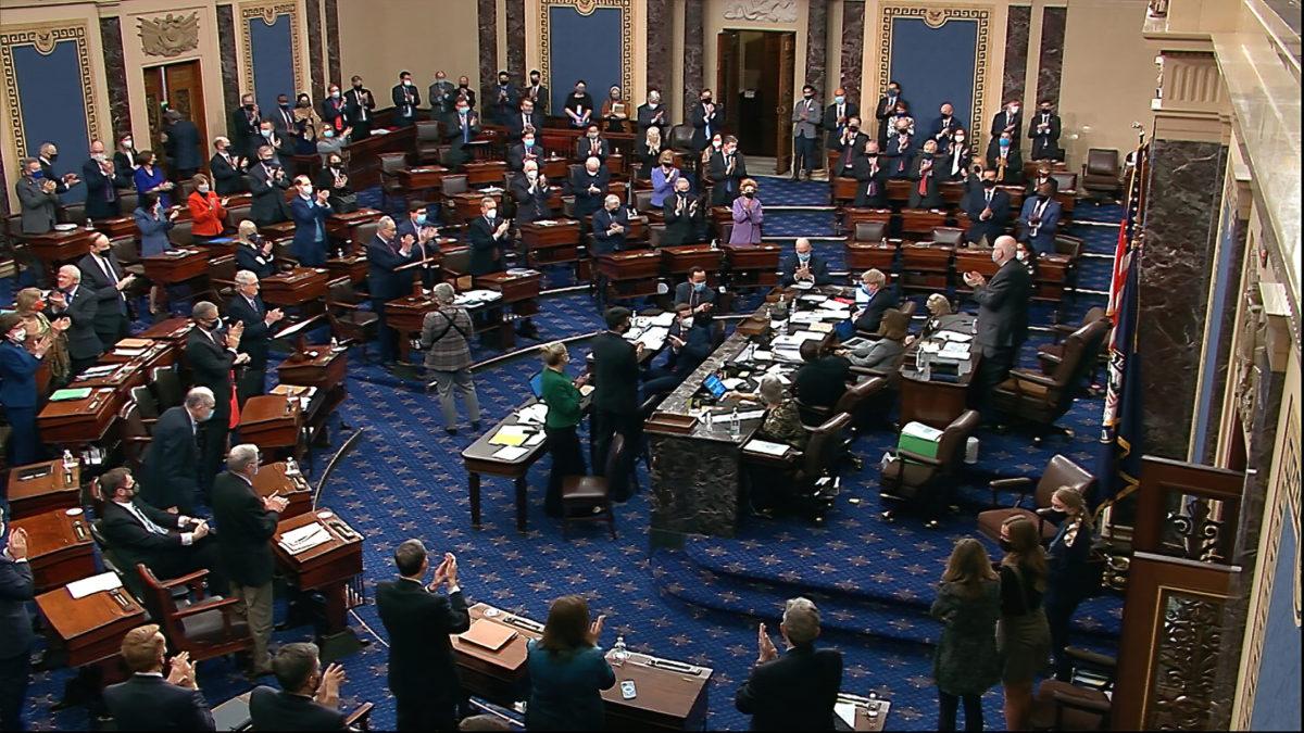 Nonprofits chalk up wins in Senate's $1.9 trillion COVID relief bill