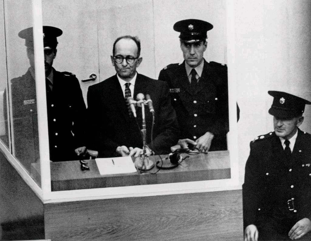 Lessons learned from the trial of Adolf Eichmann