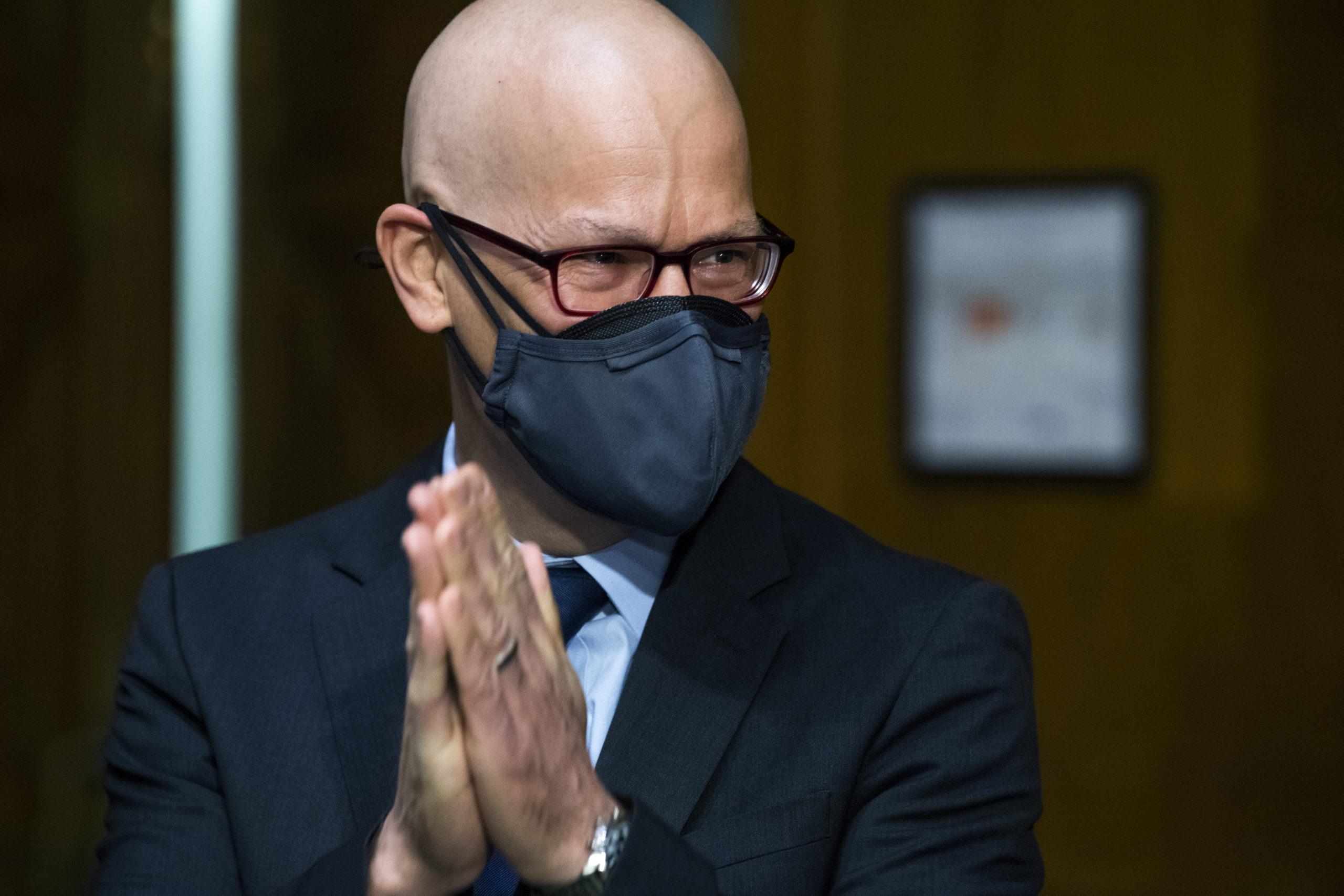 GOP senators accuse Colin Kahl of tweeting classified information
