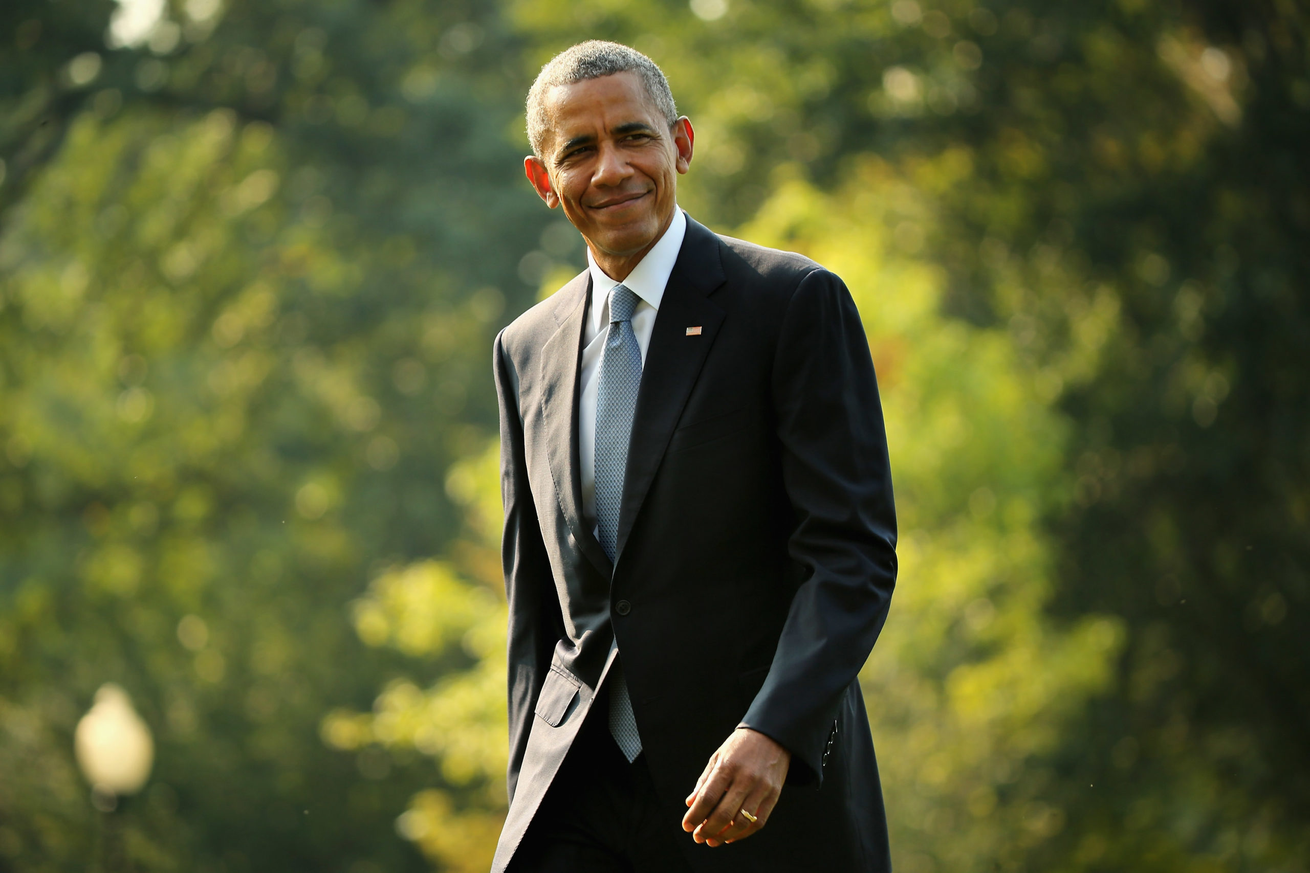 Interview with Barack Obama