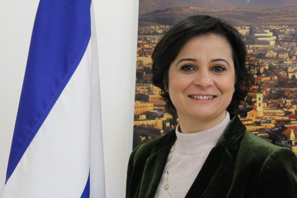 A path-blazing Druze diplomat now empowers a new generation of women